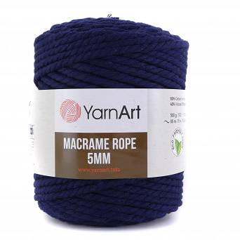 Macrame Rope 5 mm.  784