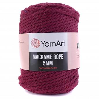 Macrame Rope 5 mm.  781