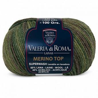 Merino Top Estampa
