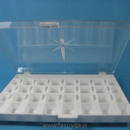 Threade bobbins box