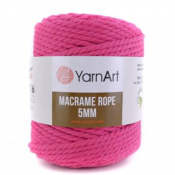 Macrame Rope 5 mm.  803