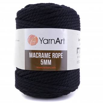 Macrame Rope 5 mm.  750