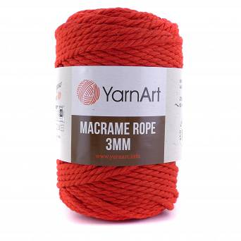 Macrame Rope 3 mm.  773