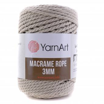 Macrame Rope 3 mm.  753