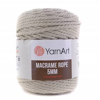 Macrame Rope 5 mm.  753