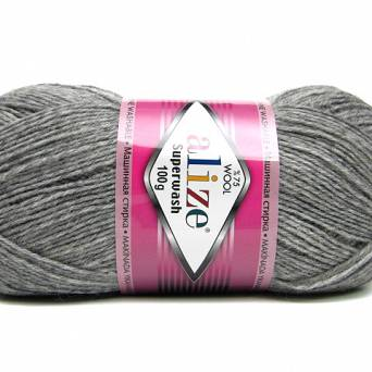 Superwash  100g.  21